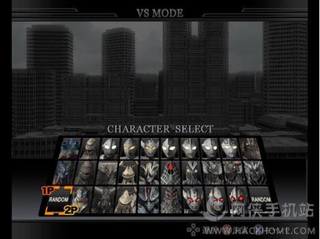 奥特曼格斗进化重生下载手机版游戏图1: