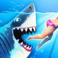 饥饿鲨世界3D无限钻石金币ios破解版存档(Hungry Shark World) v1.9
