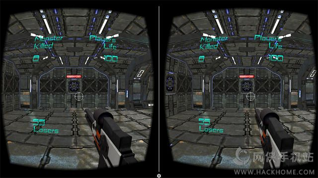 Alien Attack VR官网ios版图1: