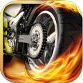 摩托运动赛车