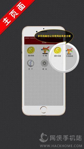 大交所挂牌版安卓手机软件下载app图1: