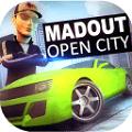 火力全开之开放城市游戏ios版下载(Madout Open City) v4