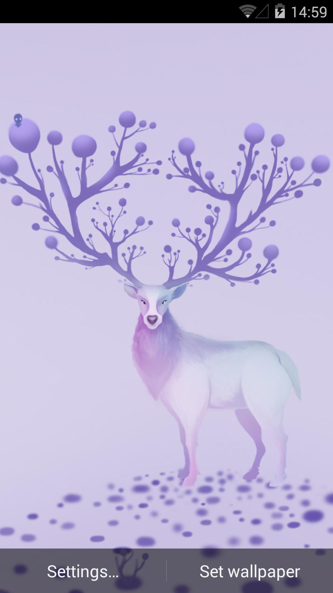麋鹿梦象动态壁纸手机版app