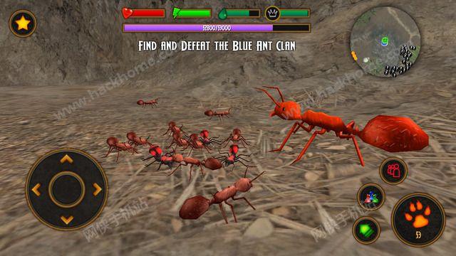 模拟火蚁官方IOS版(Fire Ant Simulator)图3: