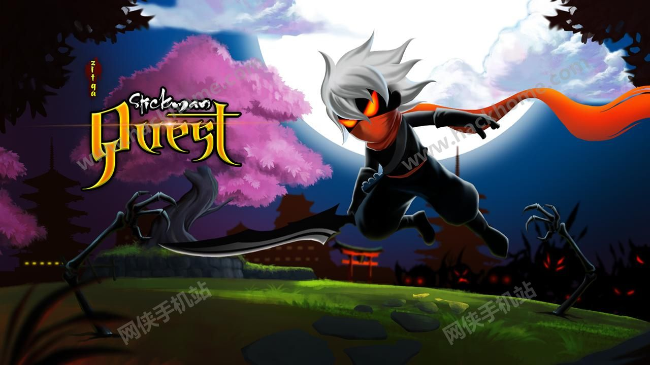 火柴人征程手游官网(Stickman Quest)图1: