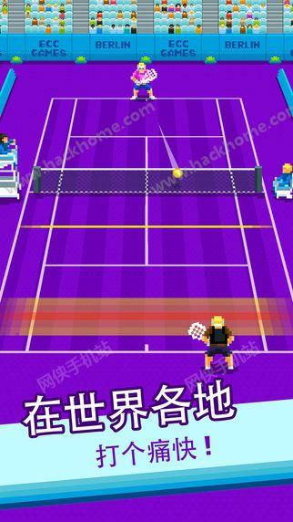 啪啪网球游戏官方手机版下载(One Tap Tennis)图5: