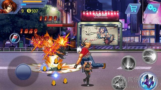 怒火街头拳击游戏官方版图2: