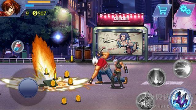 怒火街头拳击游戏官方版图3: