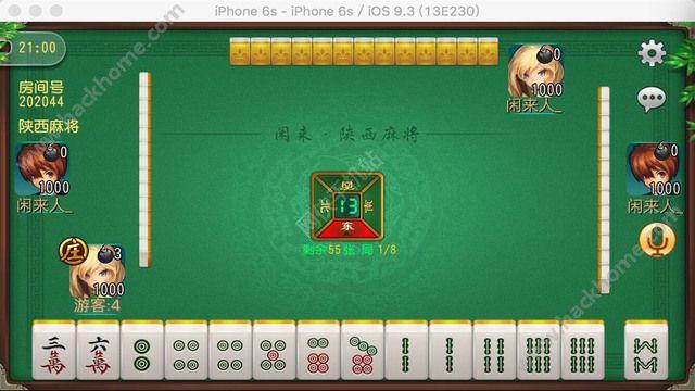 闲来陕西麻将游戏官方手机版图3: