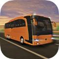 模拟开长途汽车客车游戏中文安卓版(Coach Bus Simulator) v1.0.1