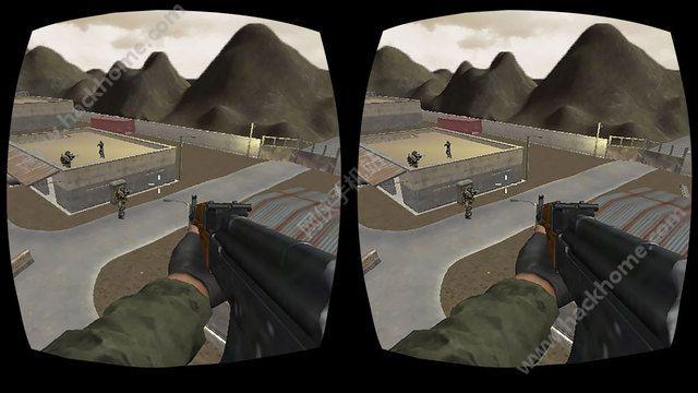 战争行动VR游戏官网手机版下载图1: