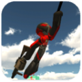 火柴蜘蛛侠英雄2无限体力破解版 v1.1