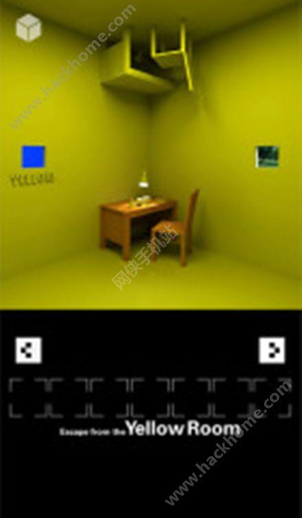 黄色房间逃脱内购安卓破解版(YellowRoom)图4: