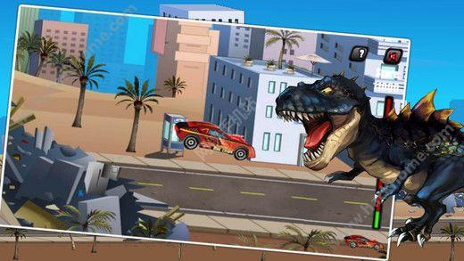 恐龙城市袭击游戏下载,恐龙城市袭击游戏ios版 v1.0.0 网侠苹果游戏站