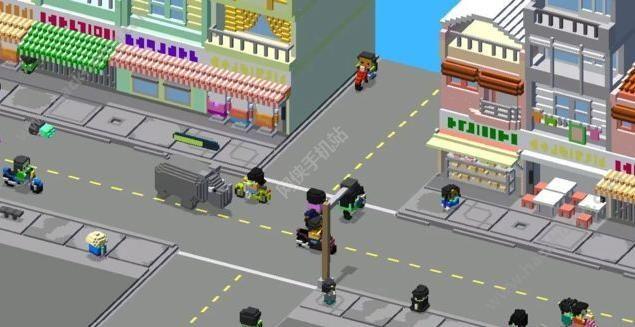 外卖小哥游戏手机版下载(Go Go Fast)图1: