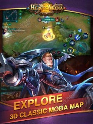 英雄血战官方网站正版下载(heroes arena)图3: