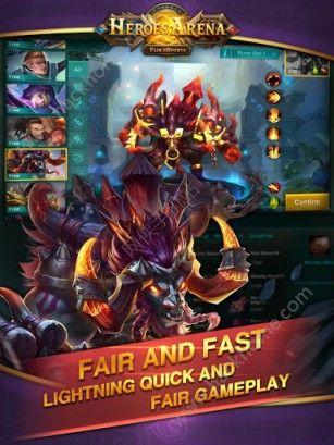 英雄血战官方网站正版下载(heroes arena)图5: