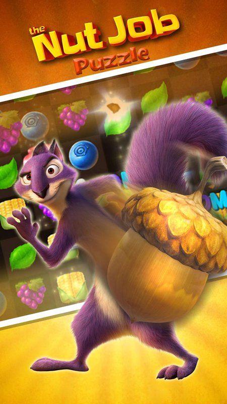 Nut job游戏安卓中文版图3:
