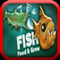 鱼的成长游戏中文汉化版下载(Feed The Fish and Grow) v1.2