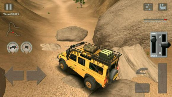 越野驾驶沙漠攻略大全 全关卡通关攻略[多图]图片21_嗨客手机站