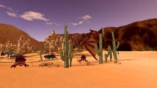 VR沙漠生活的冒险游戏官方版图3: