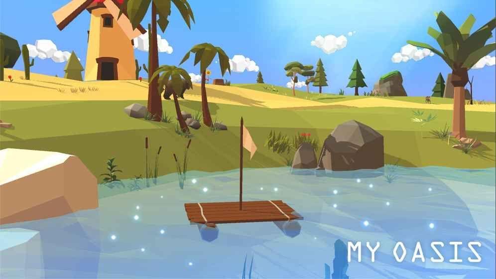 我的綠洲My Oasis攻略大全 全碎片寶藏總匯[多圖]圖片1_網俠手機站