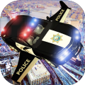 警方飞行模拟器车游戏安卓版 v1.4