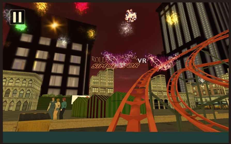 过山车VR模拟器游戏下载安卓版图5: