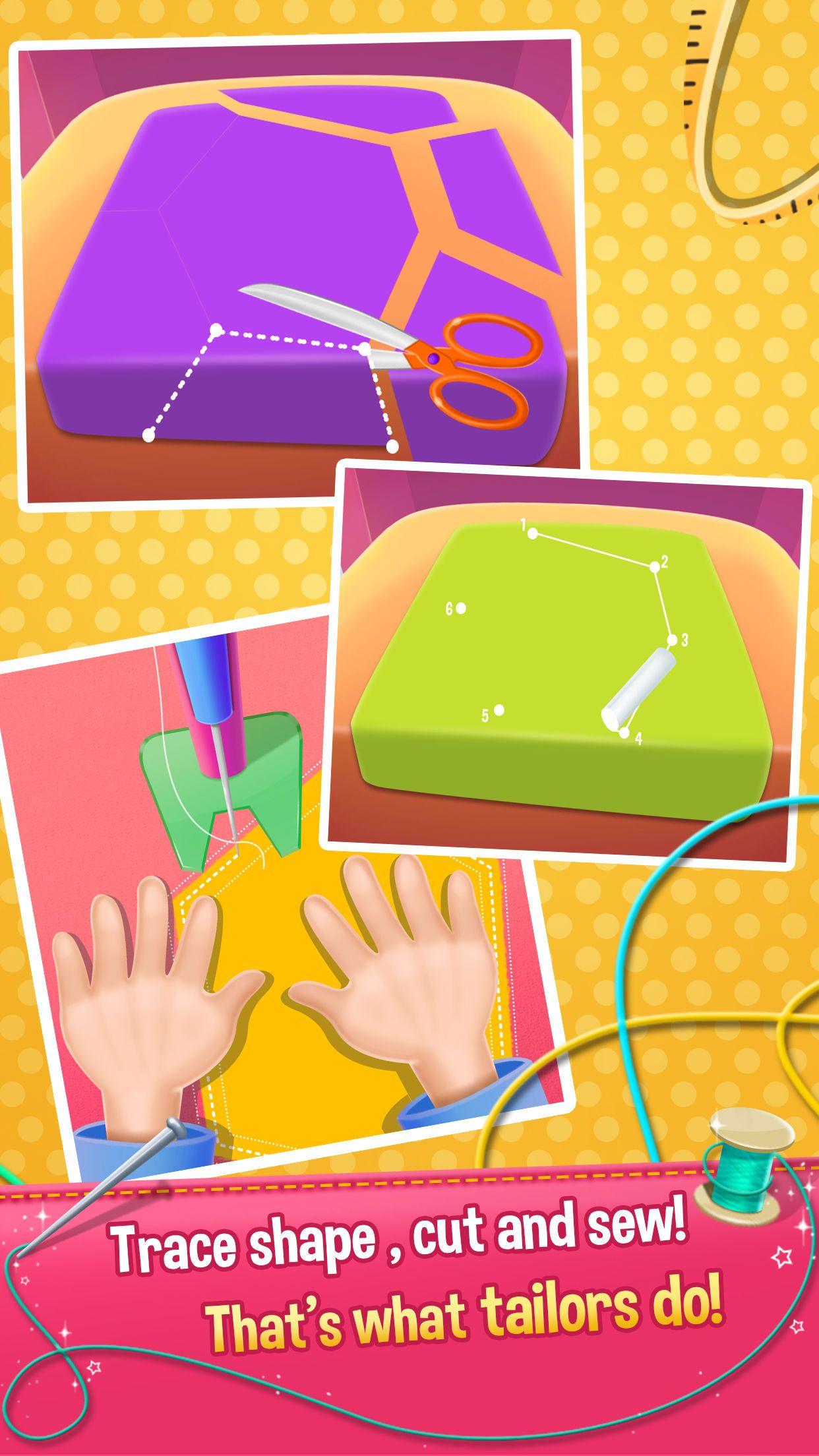 神奇公主花园换装秀沙龙游戏安卓版图2: