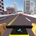 像素摩托赛车游戏安卓版(Blocky Moto Racing) v1.04