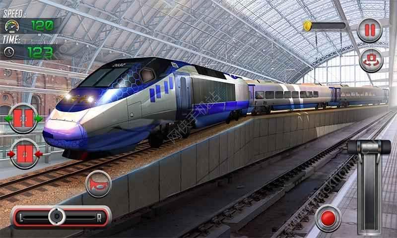 城市列车驾驶模拟器冒险游戏安卓版图3:
