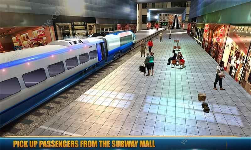 城市列车驾驶模拟器冒险游戏安卓版图1: