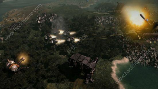 战锤40K角斗士之战争圣器汉化中文版(Warhammer 40000 Gladius Relics of War)图2: