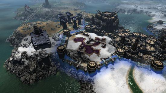 战锤40K角斗士之战争圣器汉化中文版(Warhammer 40000 Gladius Relics of War)图4: