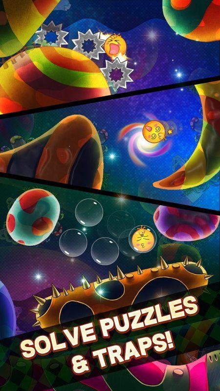 超级银河宝贝安卓游戏下载(Super galaxy baby)图1: