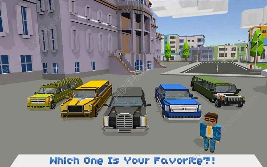 块状白宫先生驾驶游戏安卓版图3: