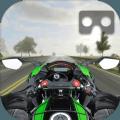 VR交通自行车赛车游戏