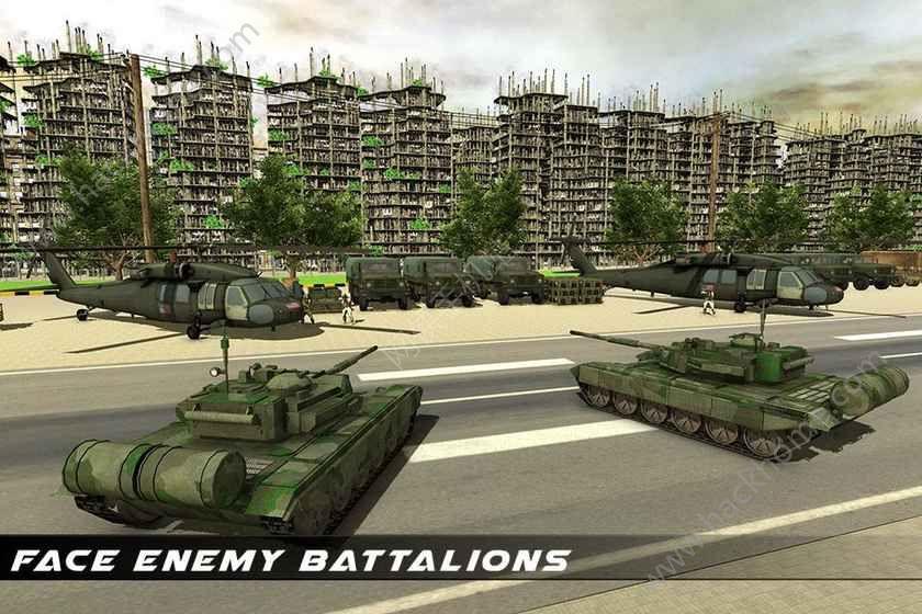美国陆军运输游戏安卓版图1: