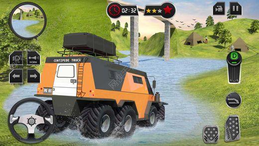 越野泥跑者旋转轮胎游戏安卓版图5: