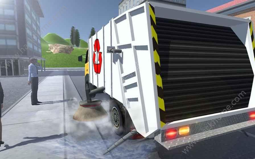 垃圾倾倒卡车司机游戏安卓版图1: