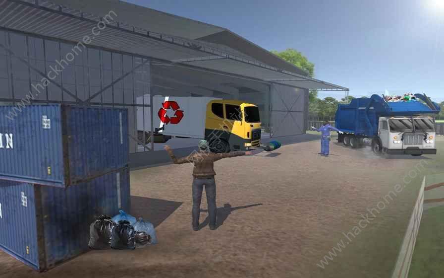 垃圾倾倒卡车司机游戏安卓版图3: