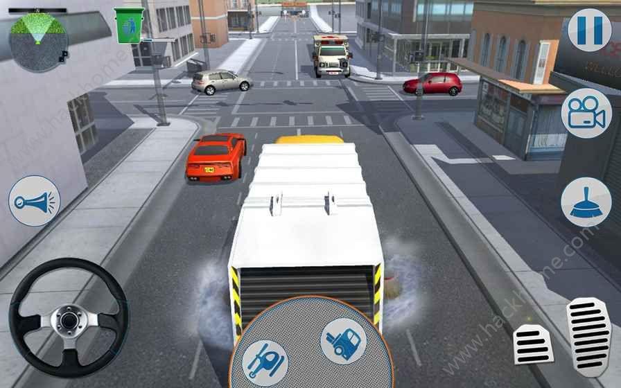垃圾倾倒卡车司机游戏安卓版图5: