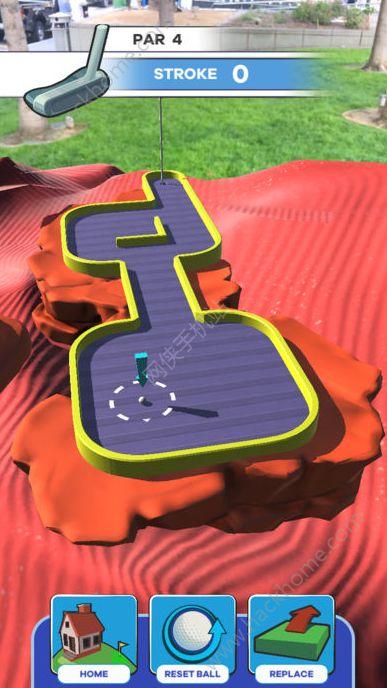 轻击高尔夫世界游戏手机版下载图3: