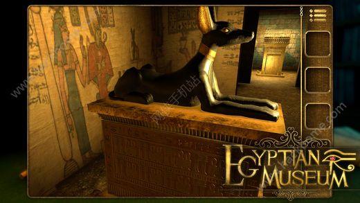 密室逃脱埃及博物馆探险游戏最新版图1:
