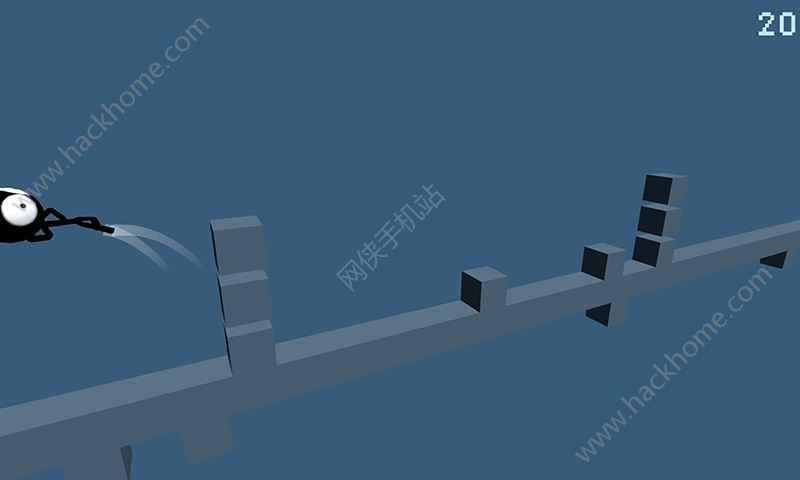 直线暴走3游戏官方手机版(Line Runner 3)图1: