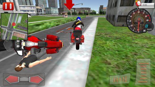 自行车骑手救护车救援游戏官方版图1: