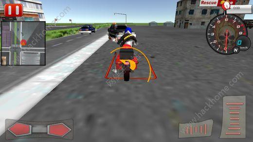自行车骑手救护车救援游戏官方版图3: