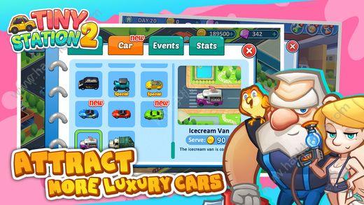 Tiny Station 2游戏手机版下载图3: