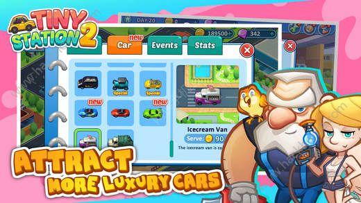 迷你维修站2游戏手机版(Tiny Station 2)图5: