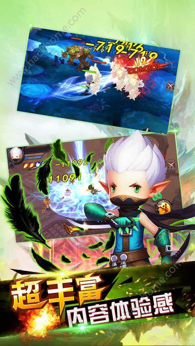 精灵战纪游戏官方网站安卓版图1: